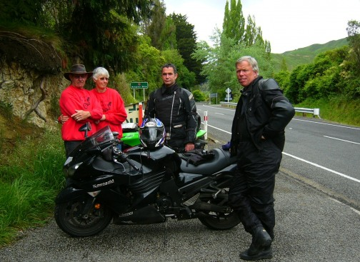 Rusty Checkpoint crew
