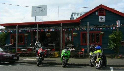 Cafe Telephonique - Taihape