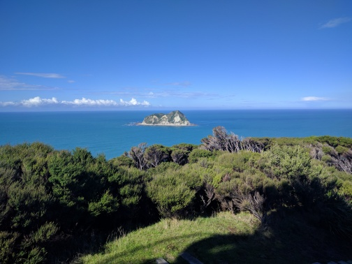 East Island, East Cape