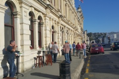 Criterion Hotel in Oamaru