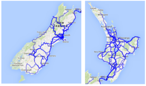 NZ Map 2015