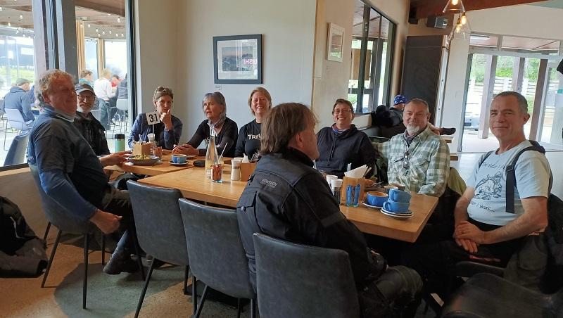 May – Café run to the Sandbar, Mangawhai Heads