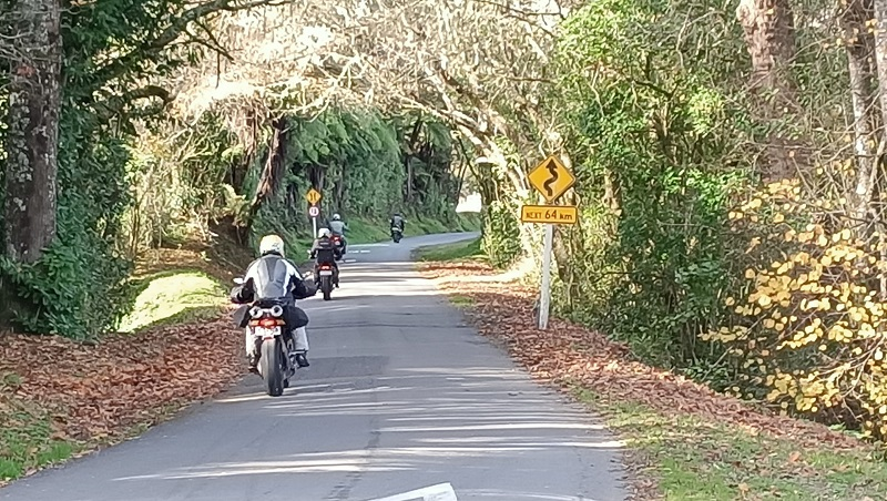 June – 4 rides in 4 weekends – the Wet Month.